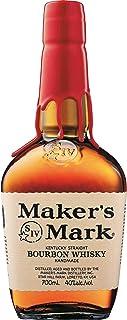Makers Mark Bourbon Whisky, 700ml