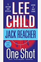 Jack Reacher: One Shot: A Novel Kindle Edition