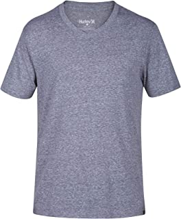 Short Sleeve Staple Tri-Blend V-Neck Tee Shirt