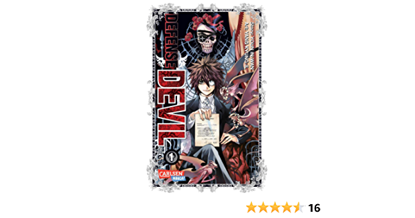 Carlsen Manga Action  DEFENSE DEVIL   Band 1