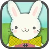 Giochi per Bambini con il Coniglietto Pasquale: Puzzle per i più piccoli con Caccia all'uovo di Pasqua - Gratuito