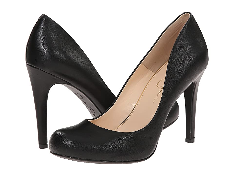 Jessica Simpson Calie (Black) High Heels