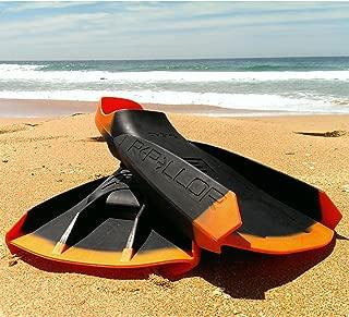 DMC Repellor Swimfin - Black/Orange