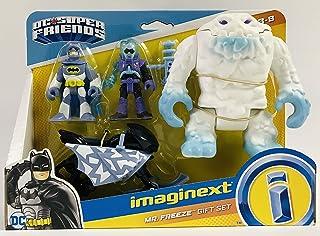Fisher Price Imaginext DC Super Friends Mr. Freeze Gift Set