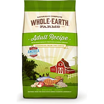 Whole Earth Farms Natural Dry Dog Food