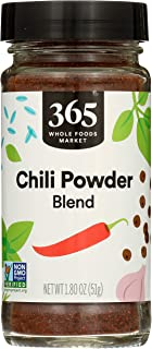 365 by Whole Foods Market, Seasoning, Chili Powder Blend, 1.8 Ounce