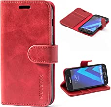 cover samsung galaxy a3 2017 rossa