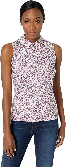 Juliet Sleeveless Polo