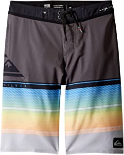 Quiksilver Kids Highline Slab Boardshorts (Big Kids)