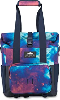JanSport Chill Break Insulated Cooler Bag - Portable and Leakproof Ice Chest, Outer Space, 15L