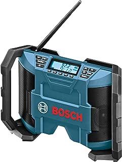 Best bosch jobsite radio battery Reviews