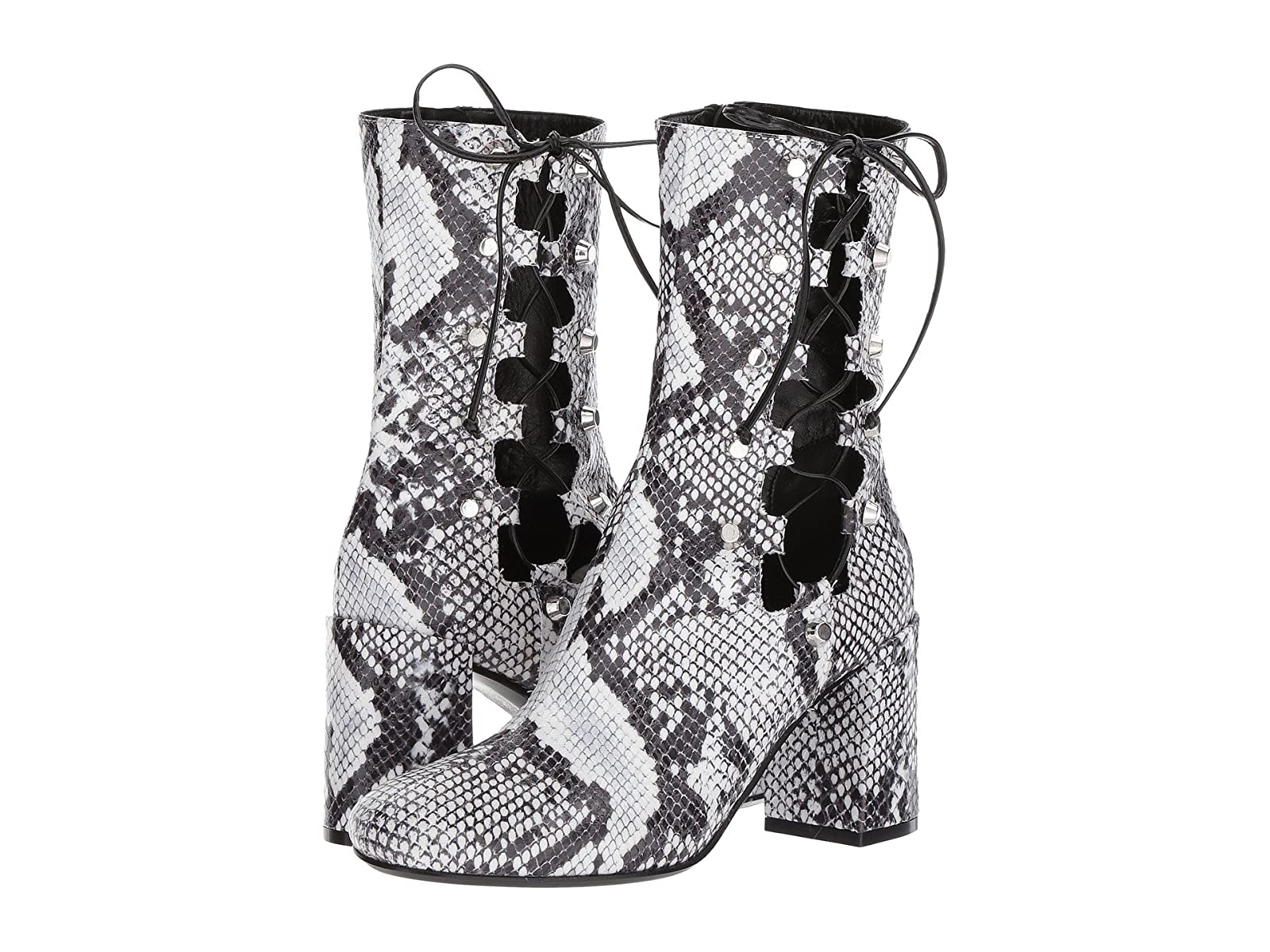 McQ Side Lace Pembury BootieCheap and distinctive eye-catching shoes