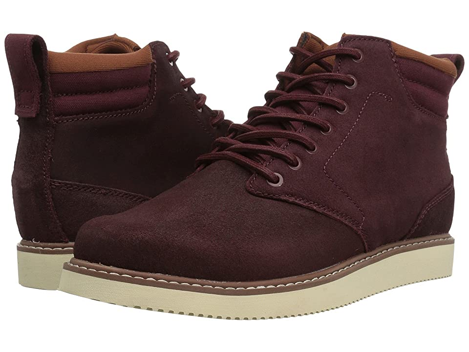 DC Mason (Burgundy) Men