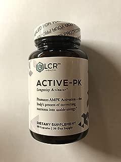 LA-3 AMPK Activator Boost energy Promote Longevity,60 capsules