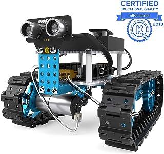Makeblock mBot Starter, Kit de Robot programable 2 en 1, Carro Robot y Carro