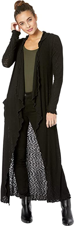 Kate Hooded Duster