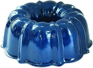 Nordic Ware 51154AMZ® - Sartén de aluminio, color azul marino