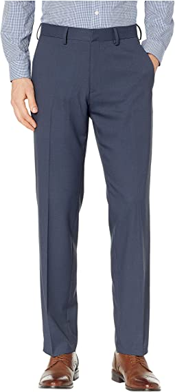 Heather Stretch Gab Modern Fit Dress Pants