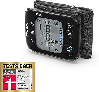 Omron Tensiómetro RS7 Intelli IT de muñeca con Bluetooth, compatible con dispositivos smartphone, aprobado por la protección de consumidores de Stiwa 09/2020