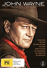John Wayne Collection (The Big Trail/Red River/The Horse Soldiers/The Alamo/North to Alaska/The Comancheros/The Longest Day/The Undefeated)