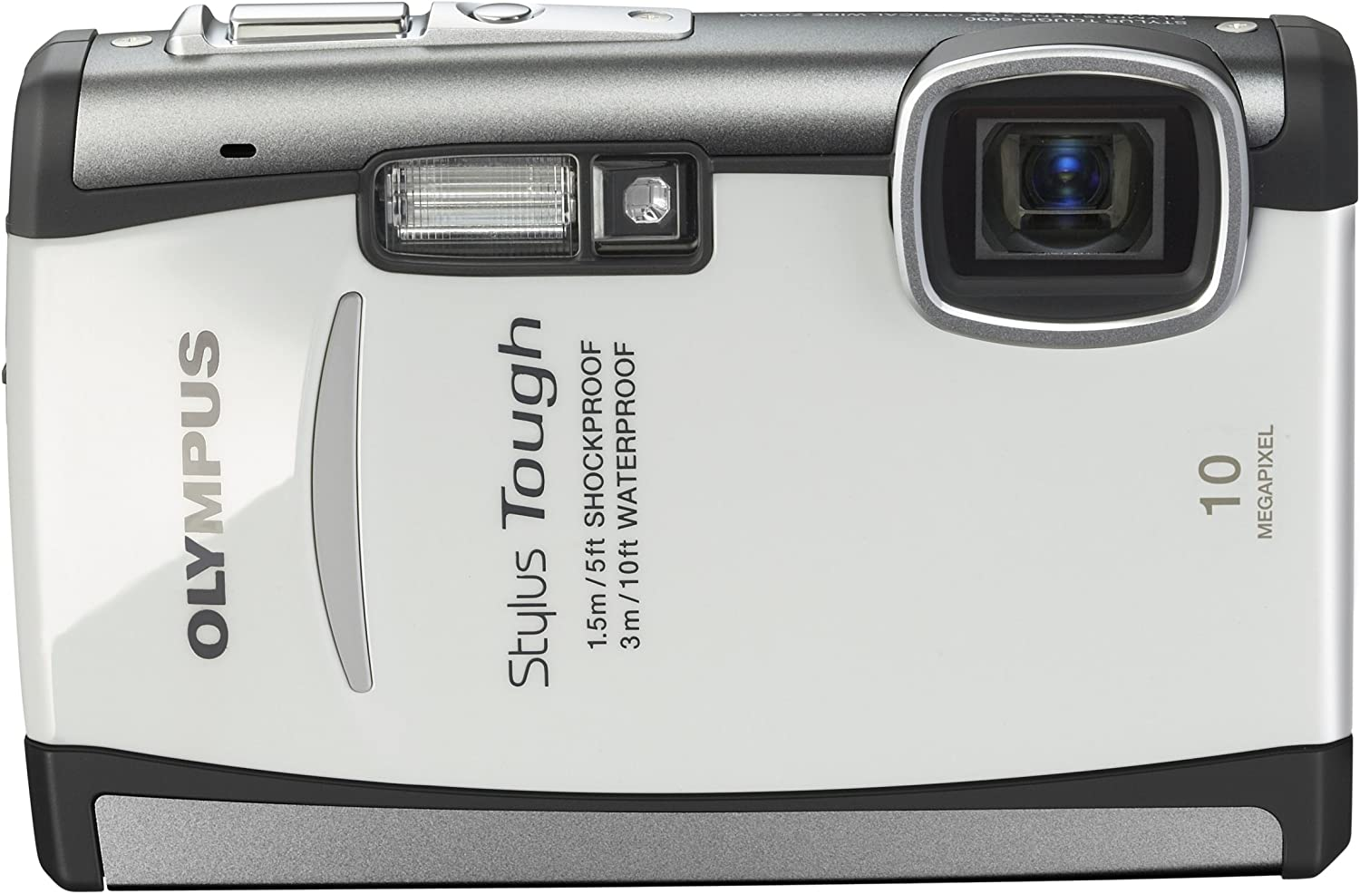 Olympus Stylus 6000 10MP Digital Camera Opt 3.6x Angle with Limited price A surprise price is realized Wide