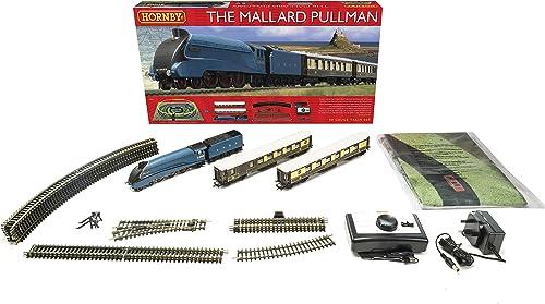 Hornby R1202 Mallard Pullman Zug-Set, exklusiv