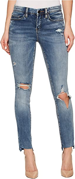 Blank NYC - Crop Distress Skinny Classique in Shot Not