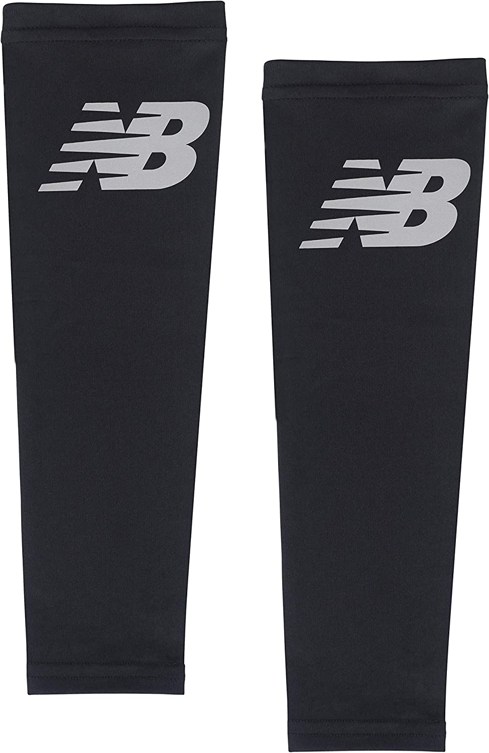 New Balance Unisex Outdoor Sports Compression Leg Sleeve and Warmer, Black