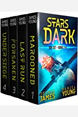 Stars Dark Box Set: Books 1-4: Marooned, Last Run, Forsaken, Under Siege Kindle Edition