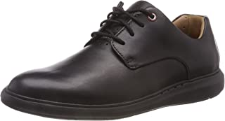 Clarks Un Voyageplain, Zapatos de Cordones Derby Hombre