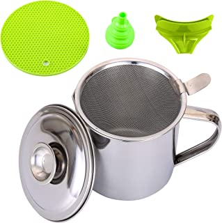 Best stainless steel mesh grease filters Reviews