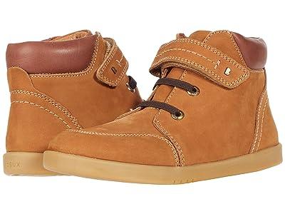 Bobux Kids Timber Boot (Toddler/Little Kid) (Mustard) Kid