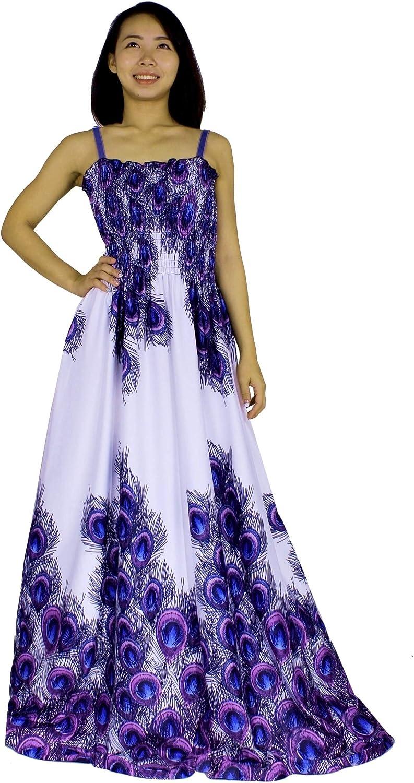 Plus Size Maxi Dress Women Floral Wedding Guest Beach Party Hawaiian Long Casual Sexy Teen Sundress