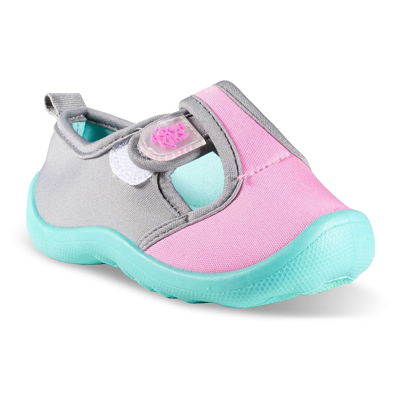 Girls Kids Waterproof Sandals Aquakiks Water Aqua Shoes for Boys & Girls  Clothing, Shoes & Jewelry samel.com.br