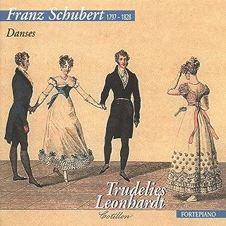 """Schubert: 38 Walzes, Ländler and Ecossaises, D. 145 - 6 German Dances, D. 970 - 12 Gräzer Waltzer, D. 924 - 12 German Dances, D. 790 """"Ländler"""" - 8 Ecossaises, D. 735 - 17 Ländler, D. 366"""