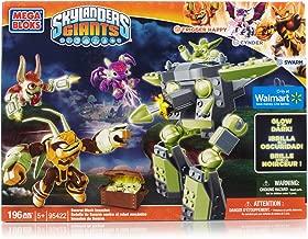 Mega Bloks Skylanders Giants 95422 Swarm Mech Invasion