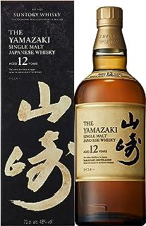 Suntory Yamazaki 12 Jahre Japanese Single Malt Whisky 1 x 0.7 l