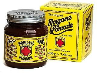 Morgan Pomade Amber Jar, 0.44 Pound
