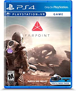 Farpoint - PlayStation VR [video game]