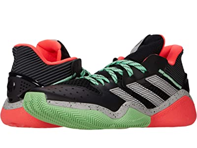 adidas Harden Stepback (Core Black/Grey Two/Glory Mint) Shoes