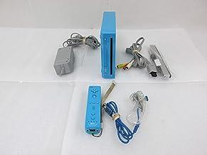Nintendo Wii Blue Console (Renewed)