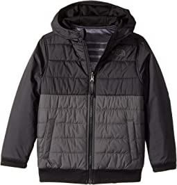 The North Face Kids Reversible Quilted Surgent Hoodie (Little Kids/Big Kids)