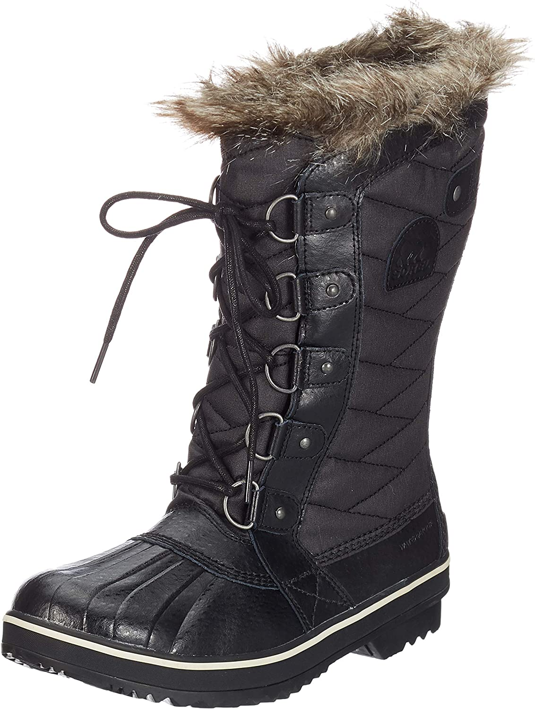 SOREL - Women's Tofino II Waterproof Insulated Winter Boot with Faux Fur Cuff