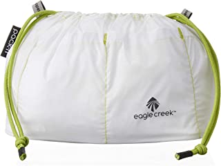 Eagle Creek Pack-it Original Cinch Organizer, White/Strobe (White) - EC0A34PK002