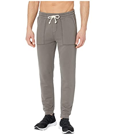 PACT Essential Sweatpants (Pewter) Men