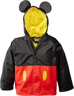 Mickey Mouse Rain Coat (Toddler/Little Kids)