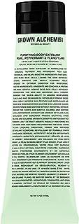 成長した錬金術師浄化体剥脱真珠ペパーミント&イランイラン170ミリリットル (Grown Alchemist) (x2) - Grown Alchemist Purifying Body Exfoliant Pearl Peppermint & Ylang Ylang 170ml (Pack of 2) [並行輸入品]