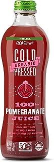 7-Select Organic Cold Pressed Juice, Pomegranate, 11.2 Oz Bottles (6 Pack)