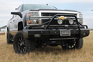 Ranch Hand BSC14HBL1 Bumper, Front