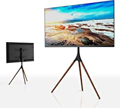 EleTab Easel Tripod TV Display Portable Floor Stand Height Adjustable Studio Mount for 45 to 65 inches Flat Screens
